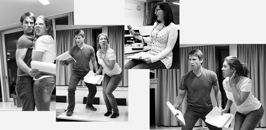 "English Drama Group ""Noises Off"" am 24.05.2013 um 19:30 Uhr"