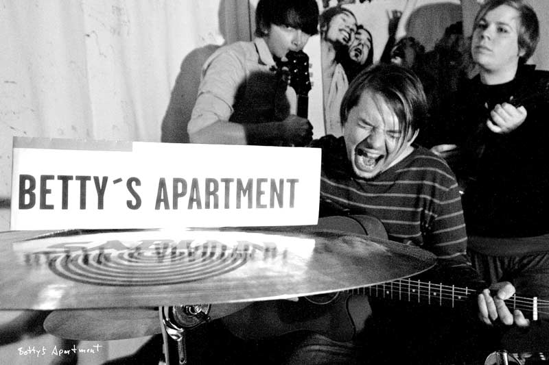 Betty's Apartment