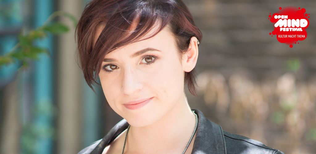 "Laurie Penny ""Unspeakable Things – Sex, Lies & Revolution"" am 19.11.2016 um 19:30 Uhr"