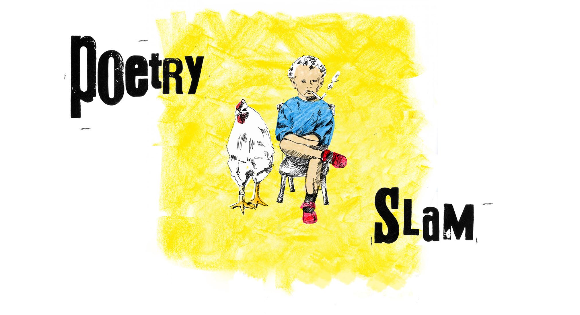POETRY SLAM am 29.06.2018 um 20:00 Uhr
