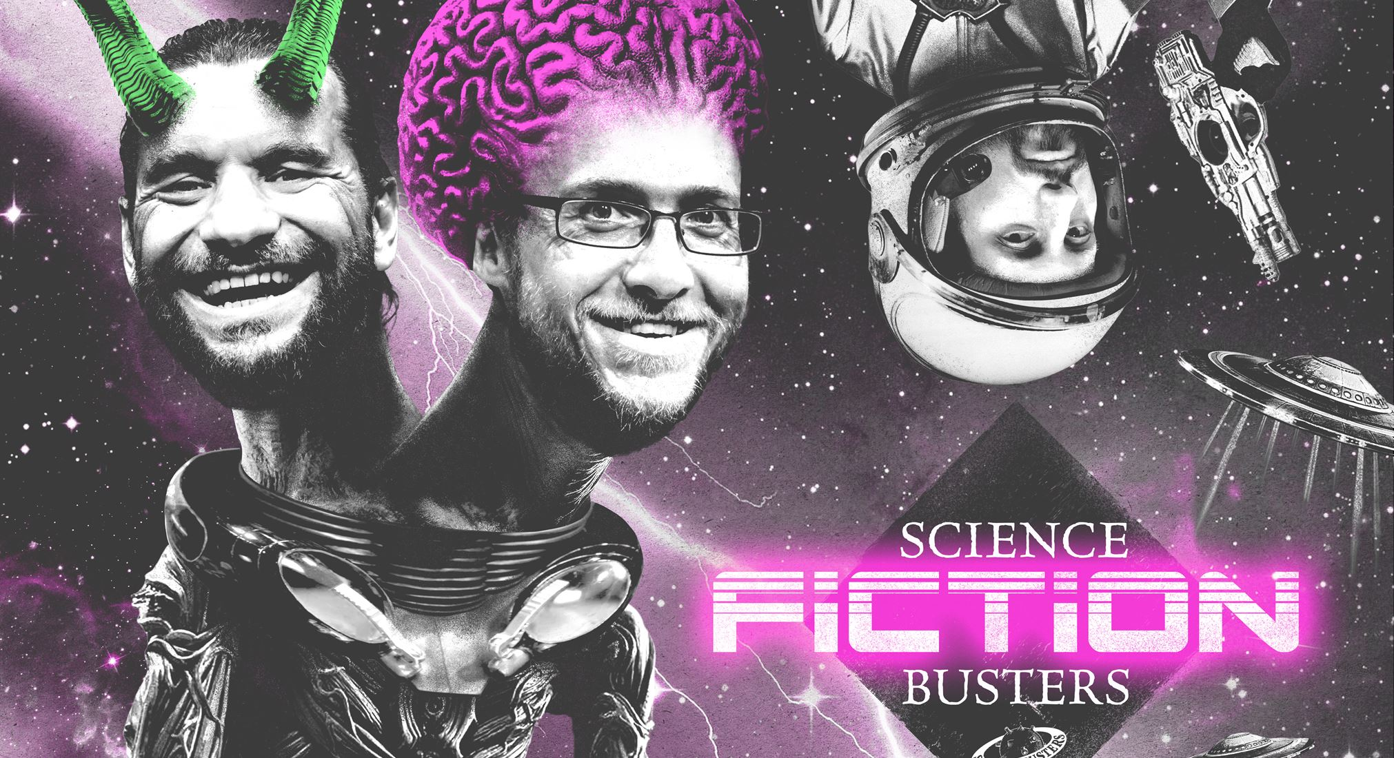 Science Fiction Busters am 06.10.2018 um 20:00 Uhr