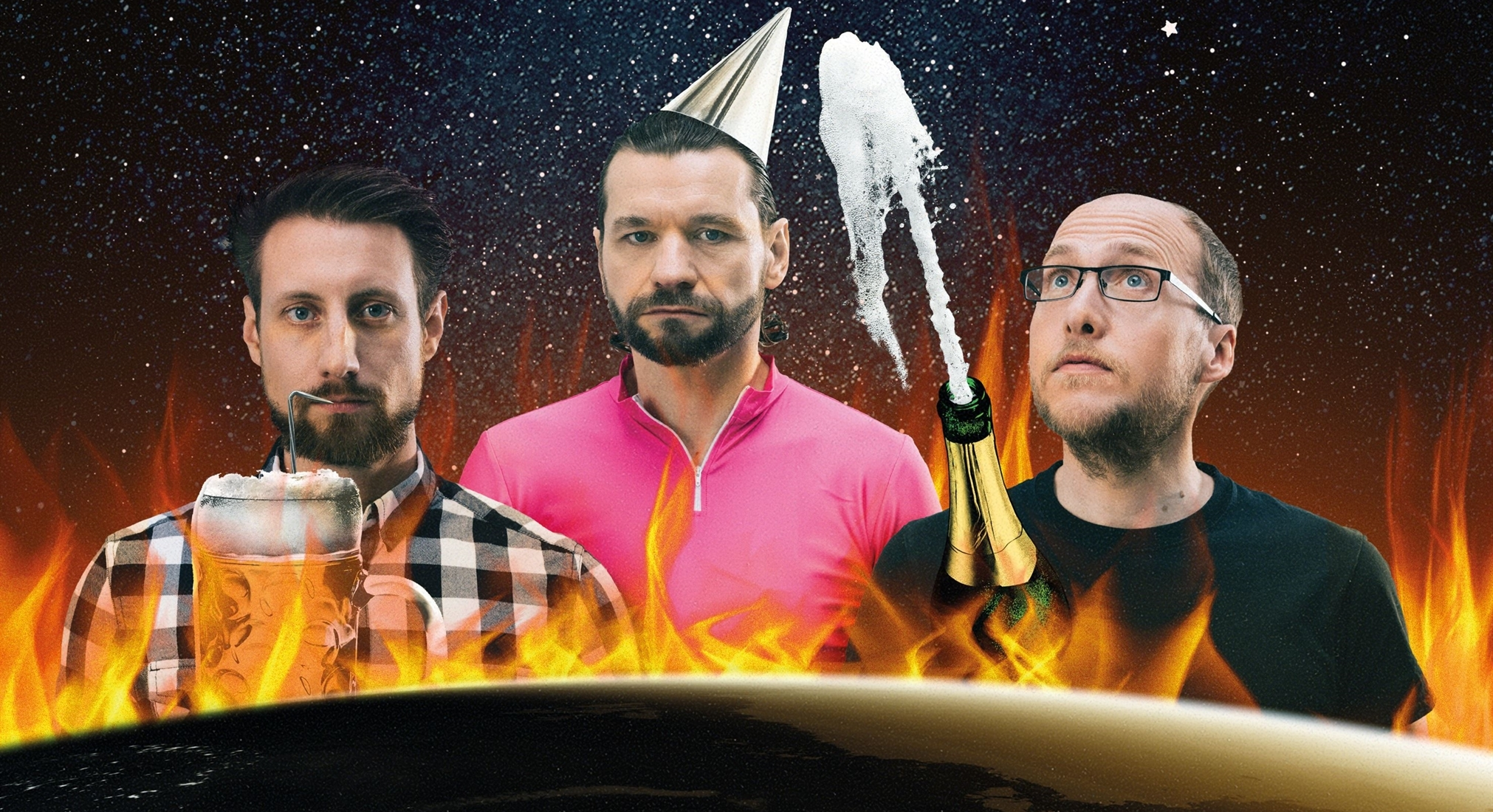 Science Busters am 15.04.2020 um 20:00 Uhr